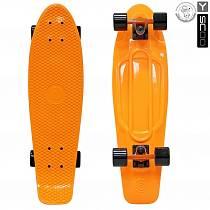 Скейтборд Y-SCOO Big Fishskateboard GLOW 27
