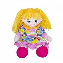 Мягкая кукла Лимоника, 30 см. (Gulliver, 30-BAC8049-30)