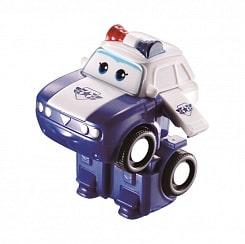 Мини-трансформер Super Wings - Ким (Auldey Toys, EU730033)