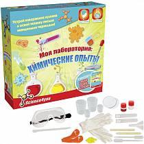 Science4you Набор опытов - Моя лаборатория: химические опыты (Science4you, 606647)