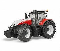 Трактор Bruder Steyr 6300 Terrus CVT (Bruder, 03-180)