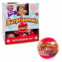 Плюшевая фигурка Surprizamals в капсуле, series 4 (Beverly Hills Teddy Bear, SUR20256/36)