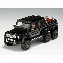 Модель машины 1:34-39 Mercedes-Benz G63 AMG 6x6 (Welly, 43704)