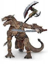 Мутант-дракон с оружием (Papo, 38975)