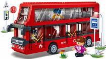 Двухэтажный автобус (BANBAO, 8769)