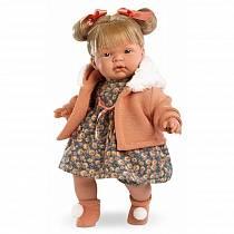 Кукла Жоэль 38 см, озвученная (Llorens Juan, S.L., L 38320veg)