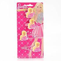 Аксессуары для волос «Барби»: резинки и заколки (Играем вместе, SET-BB-02sim)
