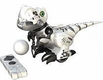 Робот Silverlit интерактивный «Приручи динозавра», белый (Silverlit, 88482S-2)