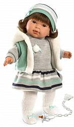 Кукла Карла, озвученная, 42 см. (Llorens Juan S.L., L 42132veg)