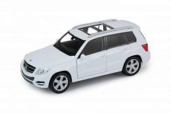 Модель машины Mercedes-Benz GLK, 1:34-39 (Welly, 43684) - миниатюра