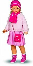 Кукла Снежана 16 со звуковым устройством (ходячая) 87 см (Весна, В252/о/С252/о)