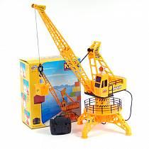 Портовый кран на пульте (Joy Toy, K339-H07017sim)