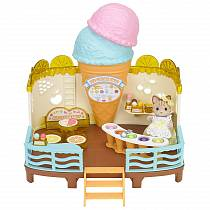 Sylvanian Families - Кафе-мороженое (Epoch, 5228Kst)