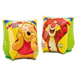 Нарукавники Disney - Winni The Pooh (Intex, 56644sim) - миниатюра
