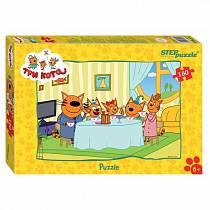 Пазл – Три кота (Step Puzzle, 94060sim)