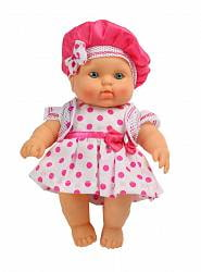 Кукла Карапуз 14 девочка, 20см (Весна, В2199/С2199)