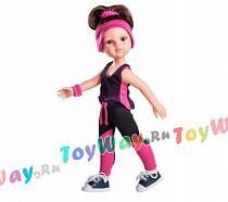 Кукла Кэрол тренер, 32 см. (Paola Reina, 04613Х_paola)