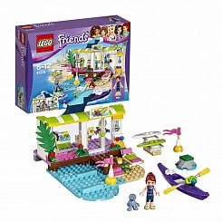 Конструктор Lego Friends. Серф-станция (LEGO, 41315-L)