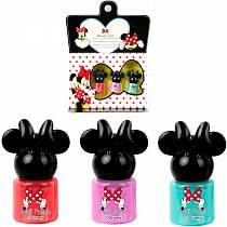 Игровой набор детской декоративной косметики для ногтей - Minnie (Markwins, 9703051)