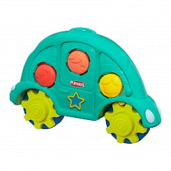 Машинка и шестеренки Playskool - Возьми с собой (Hasbro, B0500EU4)
