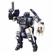 Фигурка из серии Трансформеры 5: Делюкс - Десептикон Баррикейд Barricade (Hasbro, c1321-c0887)