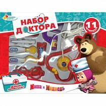 Набор доктора - Маша и Медведь (Играем вместе, B907483-Rsim)