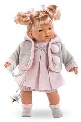 Кукла Роберта, озвученная, 33 см. (Llorens Juan, S.L., L 33278veg)