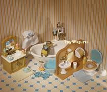 Sylvanian Families - Ванная комната (Sylvanian Families, 5034st)
