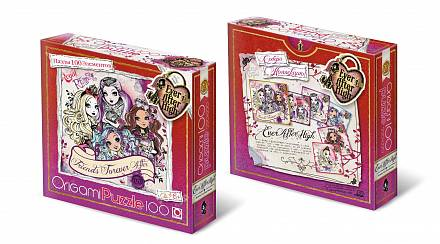 Пазл Ever After High 100 элементов