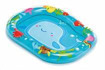 Бассейн детский «Маленький кит» (Intex, int59406NP)