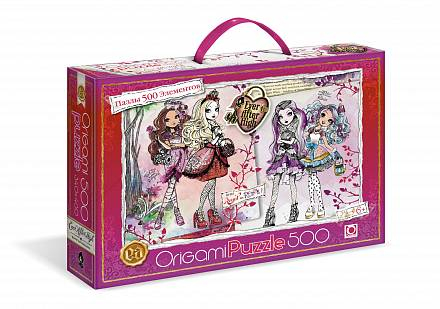 Пазл Ever After High 500 элементов