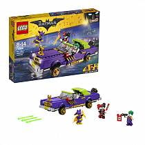 Lego Batman Movie. Лоурайдер Джокера (LEGO, 70906-L)