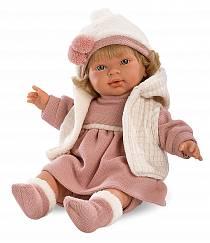Кукла Марина, озвученная, 42 см. (Llorens Juan S.L., L 42134veg)