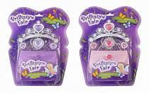 Набор аксессуаров с сумочкой - Brilliance Fair: диадема, серьги, кулон (Funville, 755221)
