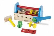 Набор деревянных инструментов (Melissa & Doug, 494M_md)