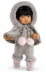 Кукла Валерия азиатка 28 см (Llorens Juan, S.L., L 28020veg)