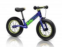 Детский велобалансир-беговел Hobby-bike RT original BALANCE Twenty two 22 purple aluminium, 4482RT