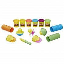 Игровой набор Play-Doh – Текстуры и инструменты (Hasbro, B3408121)