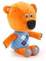 Мягкая игрушка – Медвежонок Кешка, озвученный, русский чип, 30 см. (Мульти-Пульти, V62075/30sim)