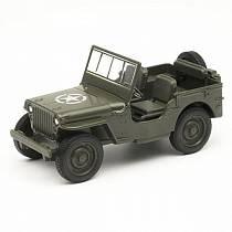 Игрушка - Военный автомобиль (Welly, 99191)