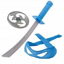 Боевое снаряжение «Черепашки-ниндзя» - Леонардо, со звуком (Playmates, 92101)