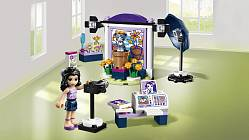 LEGO Friends. Фотостудия Эммы (LEGO, 41305-L)  - миниатюра