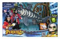 Игровой набор: Пираты. Нападение акулы (Chap Mei, 505210-1)