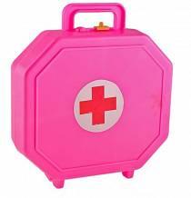 Игровой набор - Медицинский чемоданчик, 8 предметов. (Огонек, ОГ337)