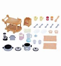 Набор - Кухонная посуда (Sylvanian Families, 5090st)