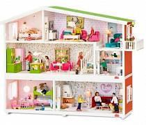 Кукольный домик с освещением - Смоланд (Lundby, LB_60101400)