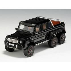 Модель машины 1:34-39 Mercedes-Benz G63 AMG 6x6 (Welly, 43704) - миниатюра