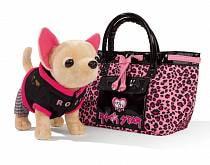 Плюшевая собачка Рок Звезда в сумочке (Simba, 5894842)