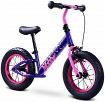 Детский велобалансир-беговел Hobby-bike RT original BALANCE Forty 40 purple aluminium, 4485RT