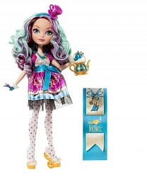 Кукла Ever After High - Мэделин Хеттер (Mattel, DMN83-BBD43)